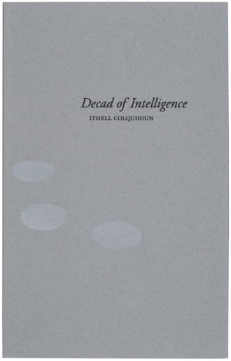 Decad of Intelligence Cover