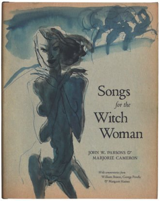 Songs for the Witch Woman Cover