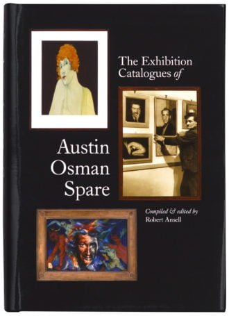 Exhibition Catalogues of Austin Osman Spare