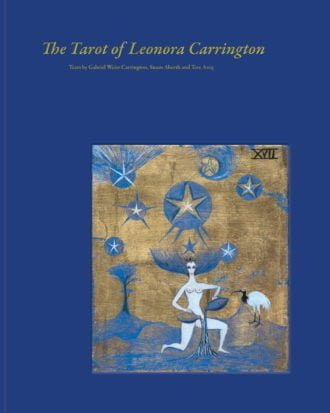 The Tarot of Leonora Carrington Cover – DRAFT